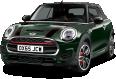 Mini John Cooper Works Green Car 68
