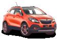 Image - Entourage - Orange Opel Mokka Car 74