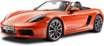 Image - Entourage - Porsche 718 Boxster S Orange Car 79