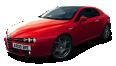 Image - Entourage - Red Alfa Romeo Brera S Car 84