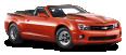 Red Chevrolet Camaro Car 50