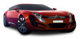 Red Citroen C Metisse Car 53