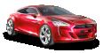 Red Citroen Car 35