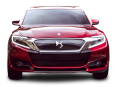 Image - Entourage - Red Citroen DS Wild Rubis Front View Car 52