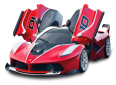 Red Ferrari FXX K Car 86