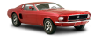 Image - Entourage - Red Ford Mustang Mach Car 89