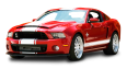 Image - Entourage - Red Ford Mustang Shelby GT500 Snake Car 90