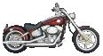 Image - Entourage - Red Harley Davidson 66