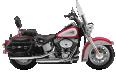 Image - Entourage - Red Harley Davidson 67