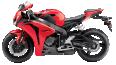 Red Honda CBR1000RR 69