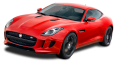 Red Jaguar F Type Coupe Car 49