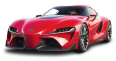 Red Toyota FT 1 Car 94