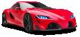 Image - Entourage - Red Toyota FT1 Sports Car 98