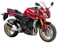 Image - Entourage - Red Yamaha FZ1 70