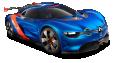 Image - Entourage - Renault Alpine A110 50 Racing Car 58