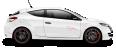 Image - Entourage - Renault Megane RS Trophy White 55