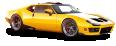 Ringbrothers DeTomaso Pantera Car 96