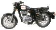 Image - Entourage - Royal Enfield Classic Black Motorcycle 10