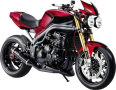 Truimph Motorcycle 55
