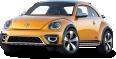 Image - Entourage - Volkswagen Beetle Dune Orange Car 45