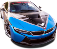 Image - Entourage - Vorsteiner BMW i8 VR E Blue Car 25