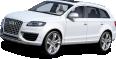 Image - Entourage - White Audi Car 60