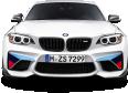 Image - Entourage - White BMW M2 Coupe Front View Car 108