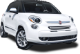 Image - Entourage - White Fiat 500L Car 66