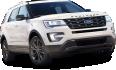 Image - Entourage - White Ford Explorer SUV Car 117