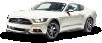 Image - Entourage - White Ford Mustang GT Fastback Car 59