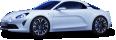 image - entourage - white renault alpine car 125