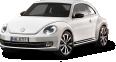 image - entourage - white volkswagen beetle 63