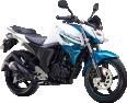 Yamaha FZ S FI White 19