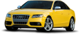 Yellow Audi Car 93