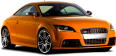 yellow audi luxray car 459