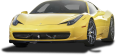 yellow ferrari 458 italia car 70