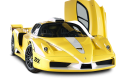 Yellow Ferrari Enzo Edo Car 115