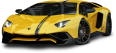 yellow lamborghini aventador car 117