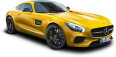 yellow mercedes benz amg gt car 120