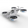 Dosch 3D  Drone  Taxi