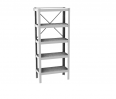 shelf unit, 85x40x190 cm