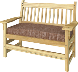 Stickley Bench Sofa 02