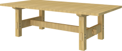 Stickley Table 01