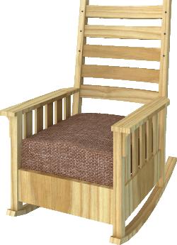 Stickley Rocking Chair