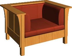 Stickley Armchair 01