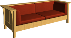 Stickley Sofa