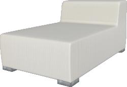 Block Longchair