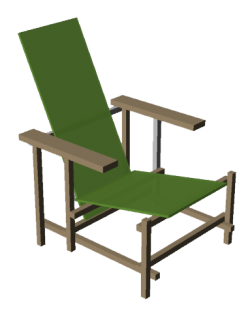 Armchair b02