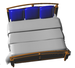 Couple Bed King Size