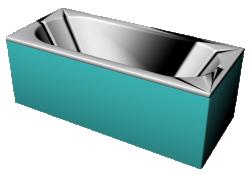 Bathtub 1500x700